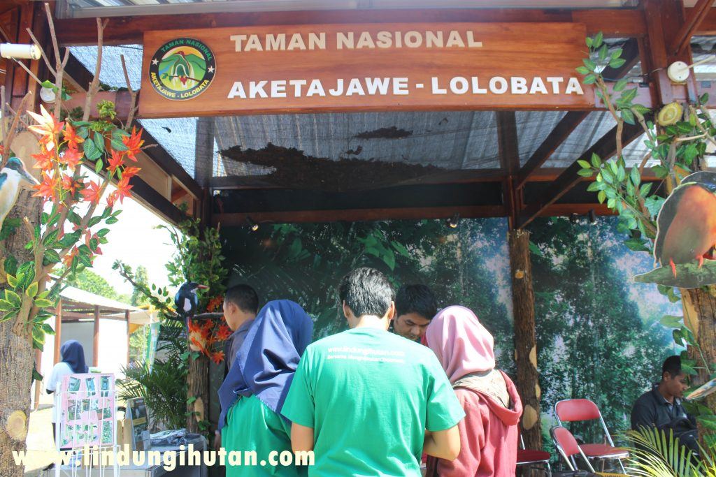 Kunjungan LindungiHutan ke Yogyakarta dalam Rangka Memeriahkan Hari Konservasi Alam