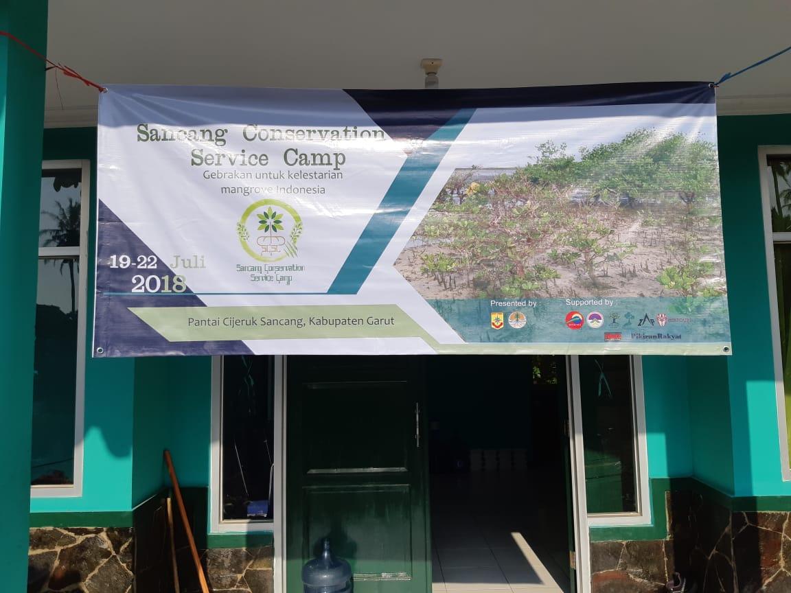 Sancang Conservation Service Camp