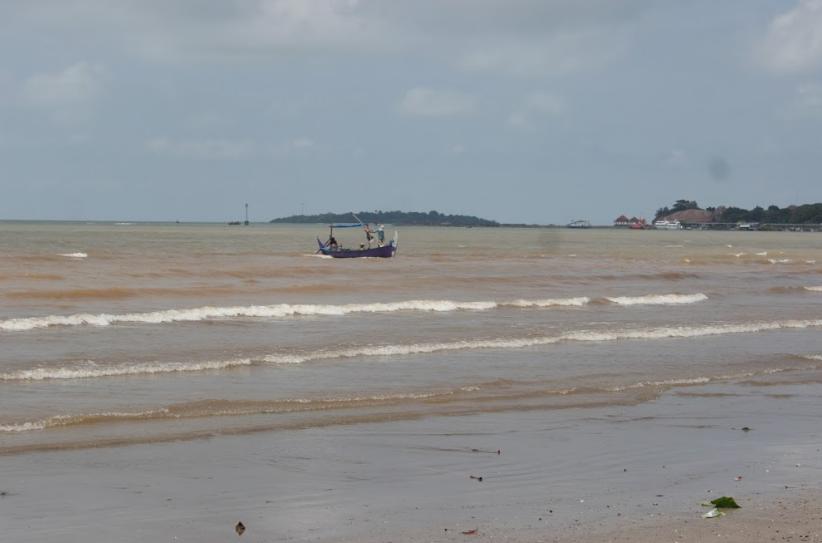 Potret Pantai Pelayaran, Kabupaten Jepara