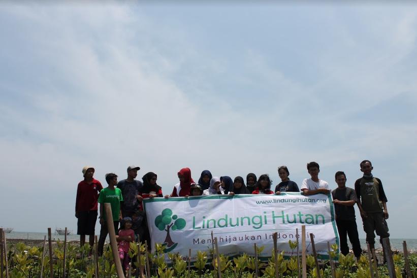Relawan LindungiHutan Semarang