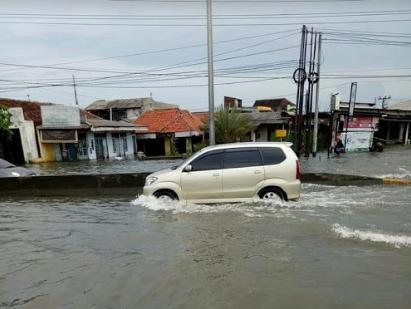Banjir di Pantura