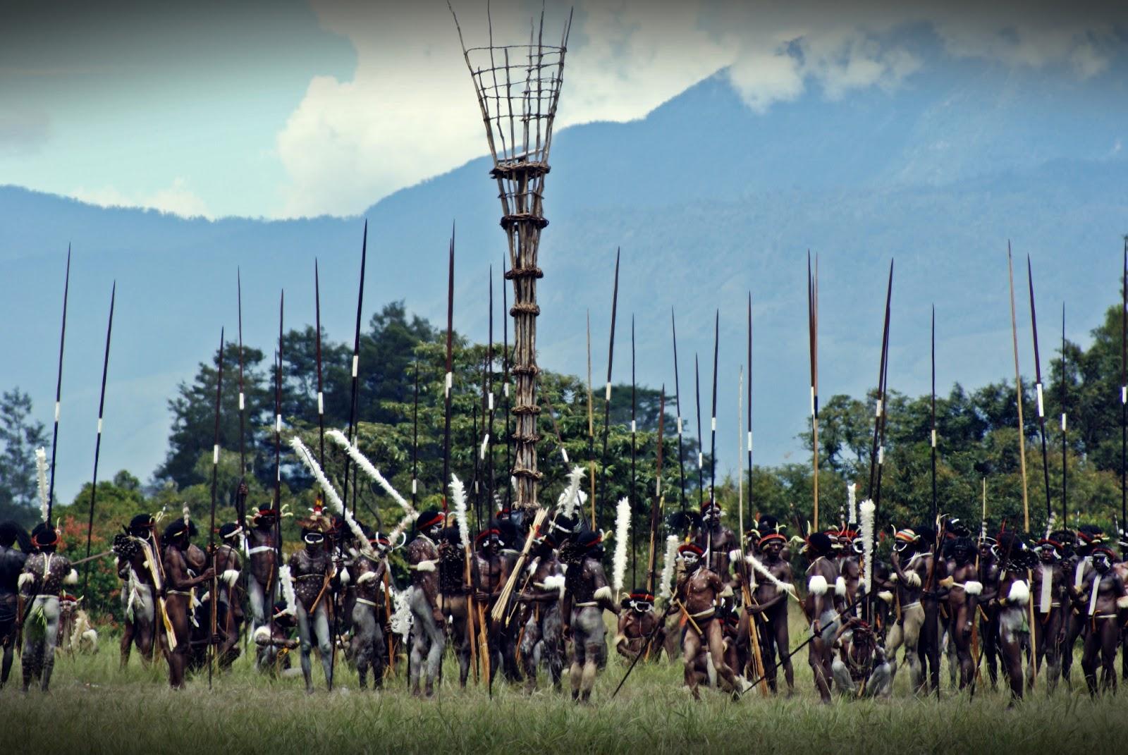 Lembah Baliem, Lembah Eksotis Di Pegunungan Papua