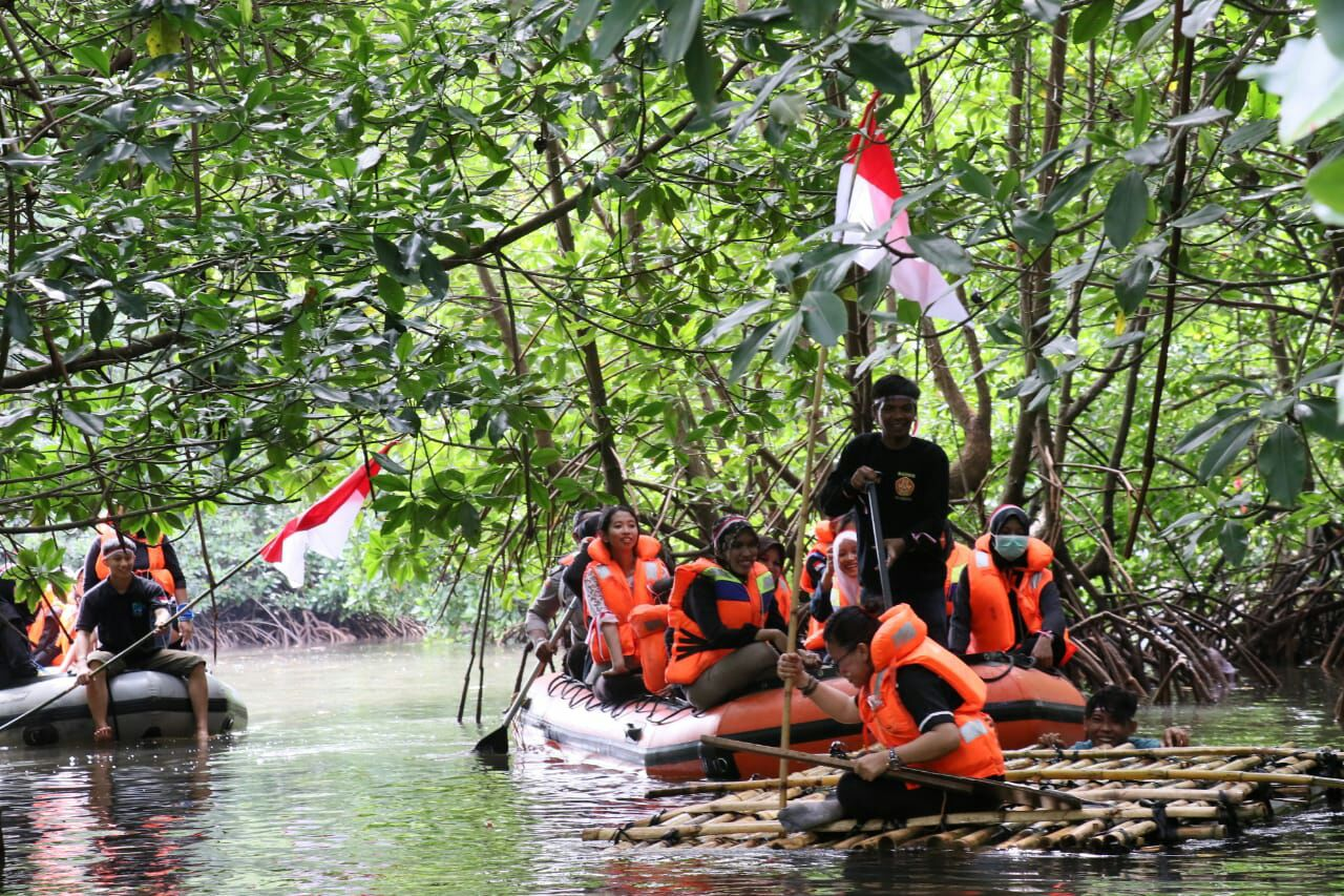 Keseruan Peringatan Hari Kemerdekaan Indonesia