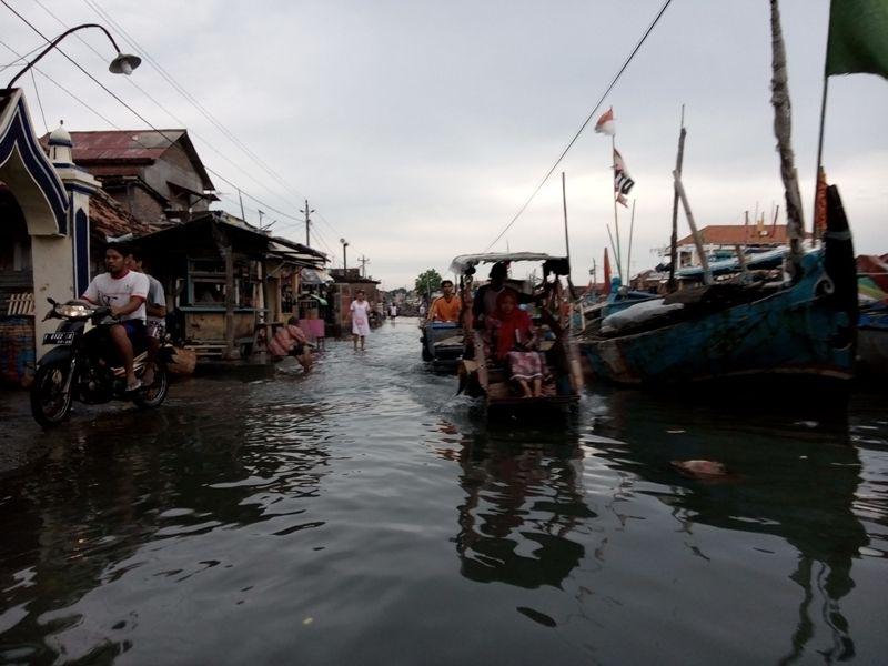 Mengenal Banjir Rob, Momok Masyarakat Di Sepanjang Pesisir