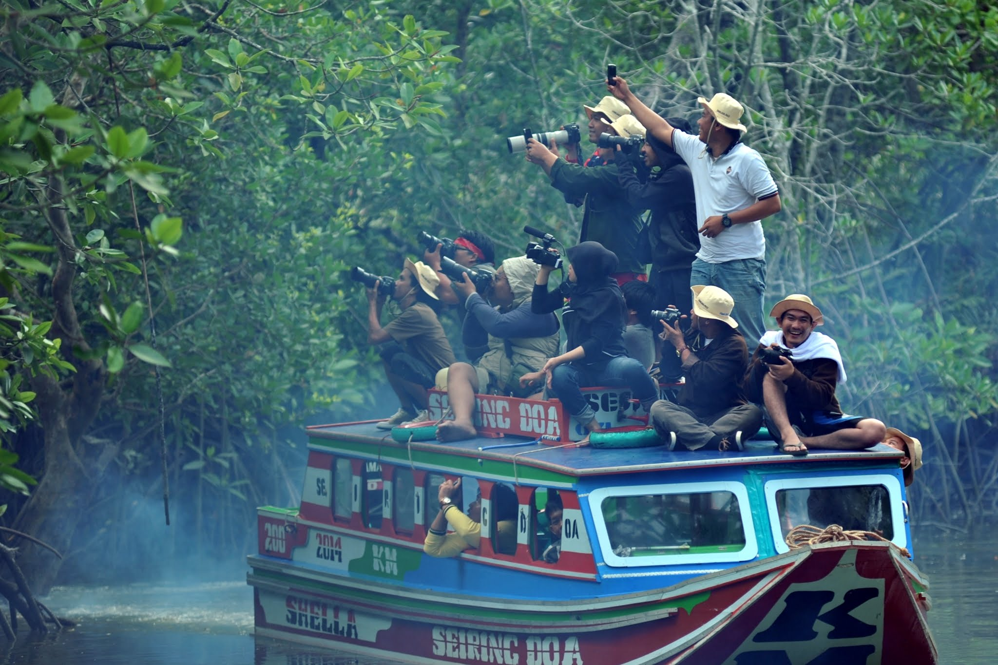 Taman Nasional Sembilang, Surga Burung Di Pesisir Sumatera
