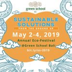 "Sustainable Solutions 2019: ""Connect, Respect, Protect"""