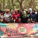 Merayakan Hari Pohon untuk Hijau Jakarta Ku 2019