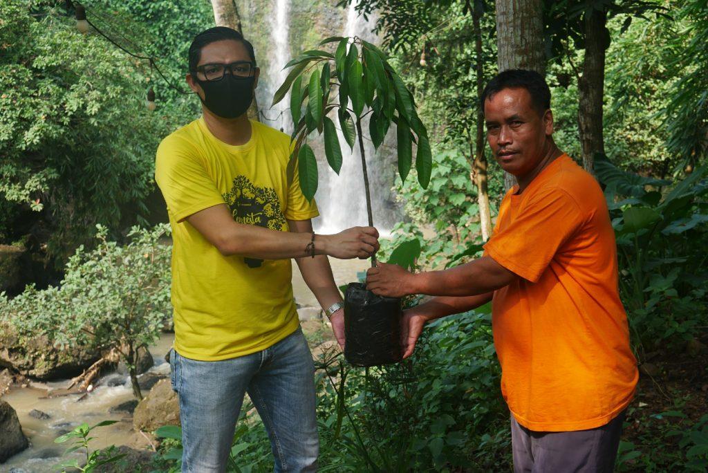 Bakti Lingkungan PT PLN (Persero) Semarang